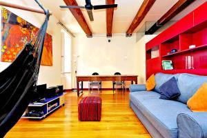 delCINQUE 26 - Loft in Trastevere - abcRoma.com