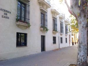 Apartamentos Murallas de Sevilla, Ferienwohnungen  Sevilla - big - 94