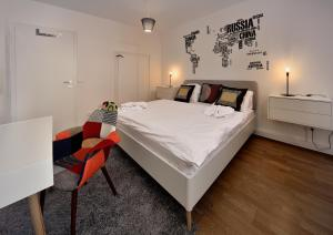 3 stern appartement Key-Box Check-in Apartments by Ambiente Bratislava Slowakei