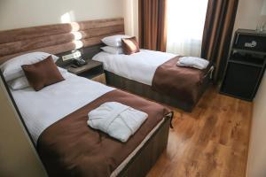 Infinity Plaza Hotel, Szállodák  Atirau - big - 76