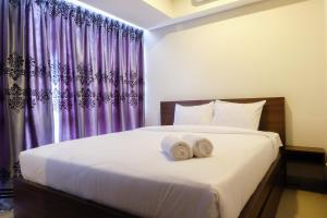 2BR Best Location The H Residence Apartment By Travelio