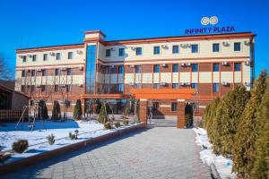 Infinity Plaza Hotel, Hotels  Atyraū - big - 52