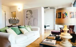 Latta Luxory loft with terrace - AbcAlberghi.com