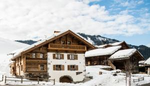 Apartment Bossonnet - La Clusaz