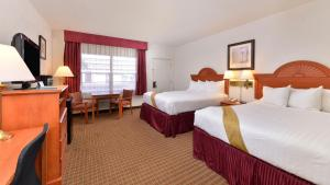 Magnuson Hotel and Suites Alamogordo, Hotels  Alamogordo - big - 41