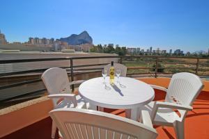 Holiday Apartment El Álamo, Ferienwohnungen - Calp
