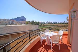 Holiday Apartment El Álamo, Ferienwohnungen  Calp - big - 21