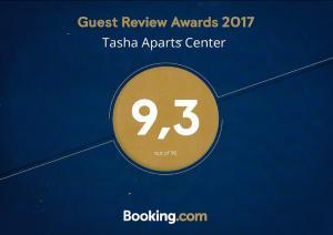 Tasha Aparts Center