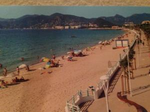 Cannes Terrace Beach Front & Sea view, Apartmány  Cannes - big - 112
