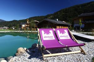 Almdorf Almlust, Hotely  Flachau - big - 78