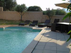obrázek - appartement avec piscine