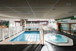 SOMMOS Hotel Benasque Spa, Отели  Бенаске - big - 54