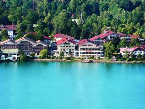 4 hvězdičkový hotel Hotel Bachmair am See Rottach-Egern Německo