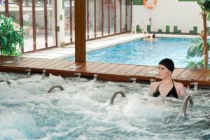 SOMMOS Hotel Benasque Spa, Отели  Бенаске - big - 1