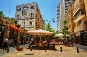 Boutique HaHavatselet, Apartments  Jerusalem - big - 3