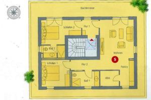 Ferienwohnungen Rosengarten, Апартаменты  Бёргеренде-Ретвиш - big - 290