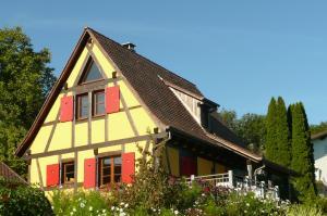 Location gîte, chambres d'hotes La Pomme de Pin dans le département Haut Rhin 68