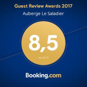 Auberge Le Saladier