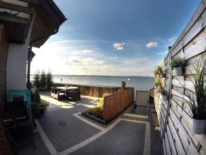 Apartamenty 5 metrów od morza