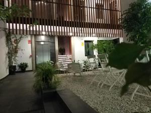 Apartamentos Córdoba Atrium, Apartmány  Córdoba - big - 16