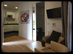 Apartamentos Córdoba Atrium, Apartmány  Córdoba - big - 26