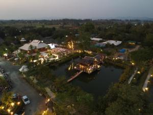 ChangKaew Resort ChiangMai, Üdülőtelepek  Szankampheng - big - 51
