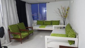 Apartamento 2207 Frente al mar El Laguito, Conquistador