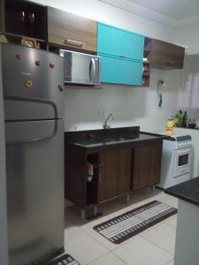 Residence Premium, Apartments  Mongaguá - big - 26