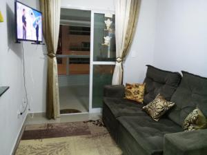 Residence Premium, Apartments  Mongaguá - big - 23