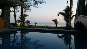 Hotel y Balneario Playa San Pablo, Отели  Монте-Гордо - big - 6