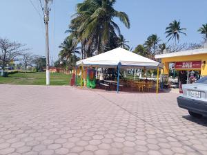 Hotel y Balneario Playa San Pablo, Отели  Монте-Гордо - big - 8