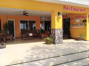 Hotel y Balneario Playa San Pablo, Отели  Монте-Гордо - big - 10