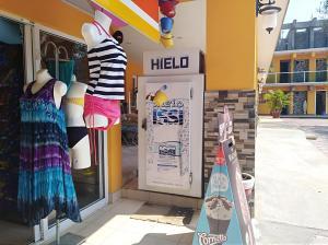 Hotel y Balneario Playa San Pablo, Отели  Монте-Гордо - big - 11