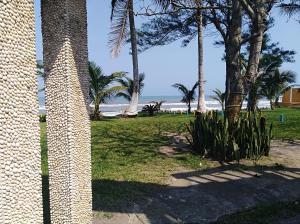 Hotel y Balneario Playa San Pablo, Отели  Монте-Гордо - big - 16