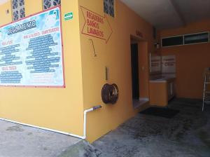 Hotel y Balneario Playa San Pablo, Отели  Монте-Гордо - big - 20