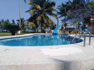 Hotel y Balneario Playa San Pablo, Отели  Монте-Гордо - big - 24