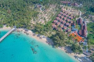 Koh Kood Paradise Beach, Üdülőtelepek - Kut-sziget