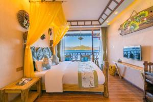 Hostels und Jugendherbergen - Lugu Lake Tingyuange Guesthouse