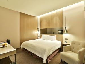 Hotel Intrendy, Hotely  Taishan - big - 136