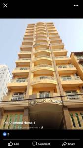 The Diamond Home 1, Apartmanok  Phnompen - big - 9