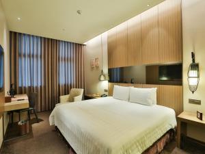 Hotel Intrendy, Hotely  Taishan - big - 134
