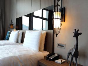 Hotel Intrendy, Hotely  Taishan - big - 125