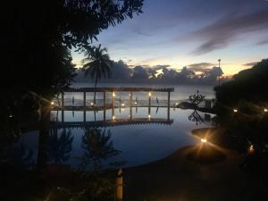 Spectacular Ocean View at Baan Sansaran, Apartmány  Hua Hin - big - 39