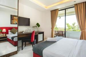 Alia Residence Business Resort, Resorts  Pantai Cenang - big - 23
