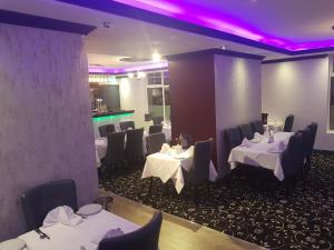 Ascot Grange Hotel - Voujon Resturant, Hotely  Leeds - big - 21