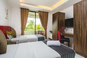 Alia Residence Business Resort, Resorts  Pantai Cenang - big - 27