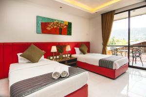 Alia Residence Business Resort, Resorts  Pantai Cenang - big - 30