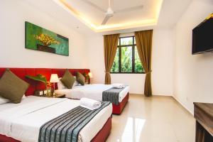 Alia Residence Business Resort, Resorts  Pantai Cenang - big - 49