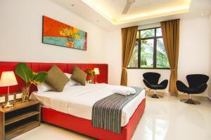 Alia Residence Business Resort, Resorts  Pantai Cenang - big - 31