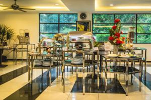 Alia Residence Business Resort, Resorts  Pantai Cenang - big - 36